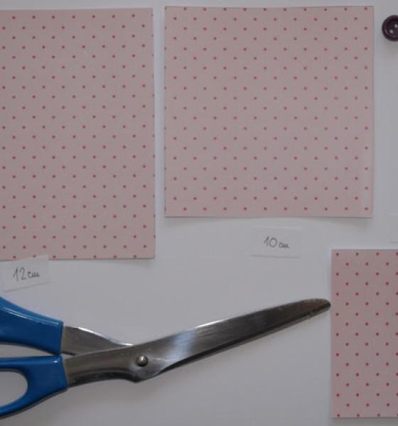 DIY – cvetić od papira