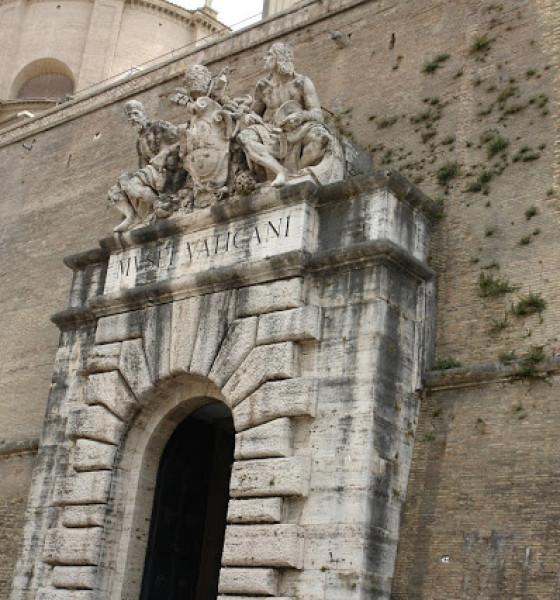 Dan 3. – Vatikan