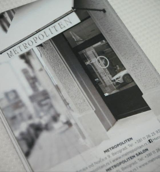 Metropoliten parfimerija, kozmetika Weleda, Bioderma +