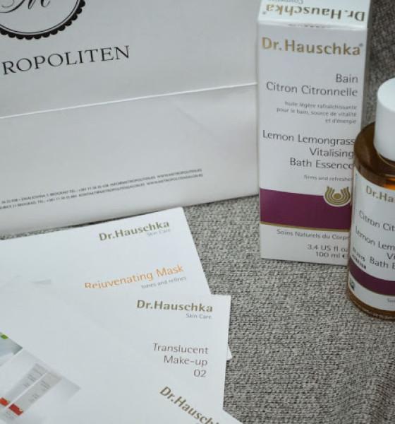Dr. Hauschka – Lemon Lemongrass Vitalising Bath Essence