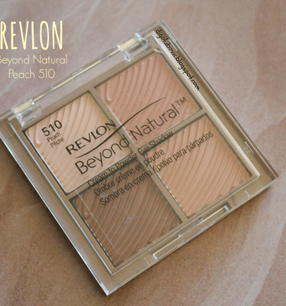 REVLON – Beyond Natural 510 Peach