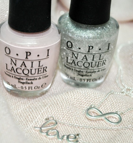 OPI: Infinity love manicure