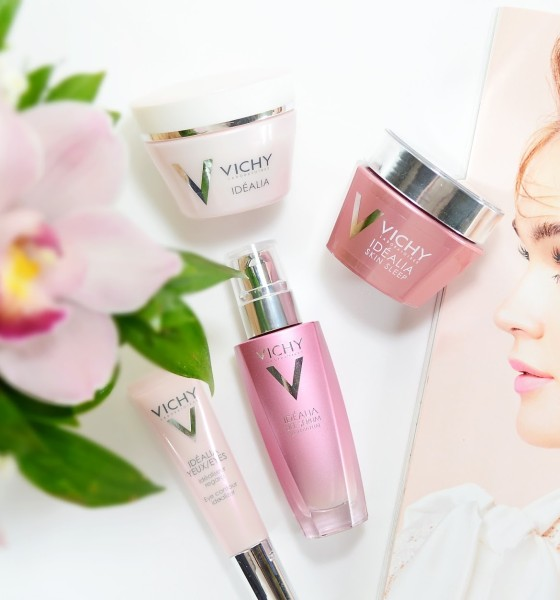 Vichy Idealia Skin Sleep + poklon