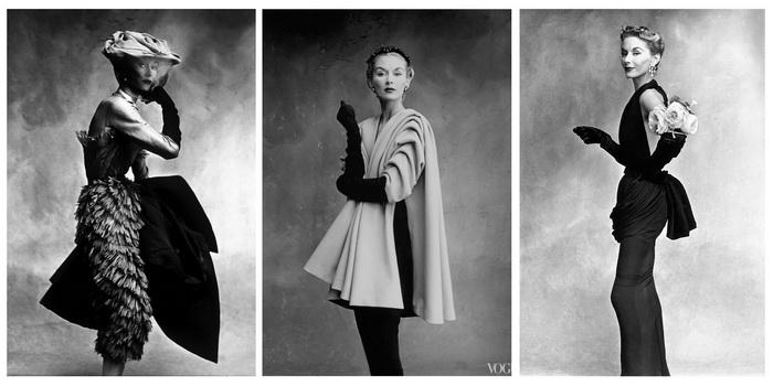 Fotograf meseca Irving Penn serijal clanaka post 1 kolaz Lisa a
