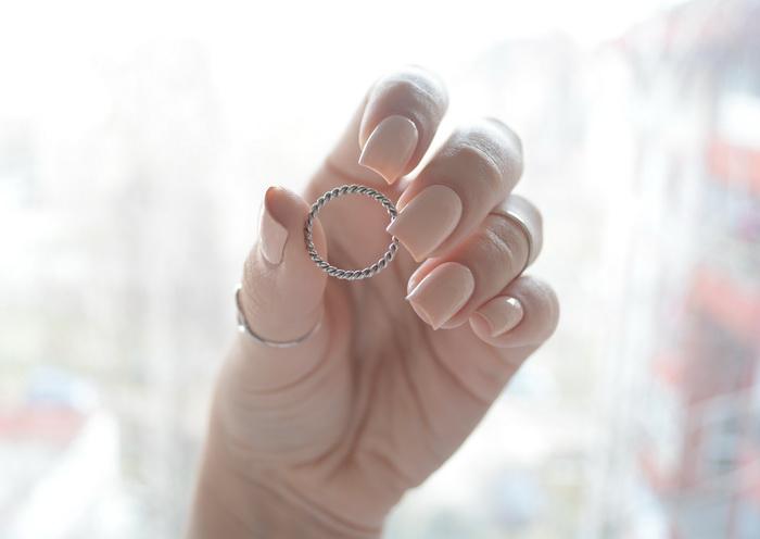 2 Di Golubovic Tiny Mine jewerly prstencici midi rings