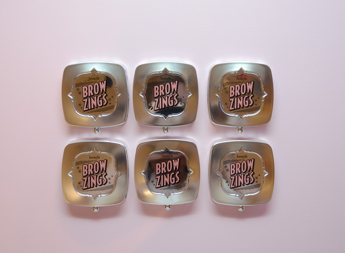 1 Brow Zings Benefit Di golubovic blog 2