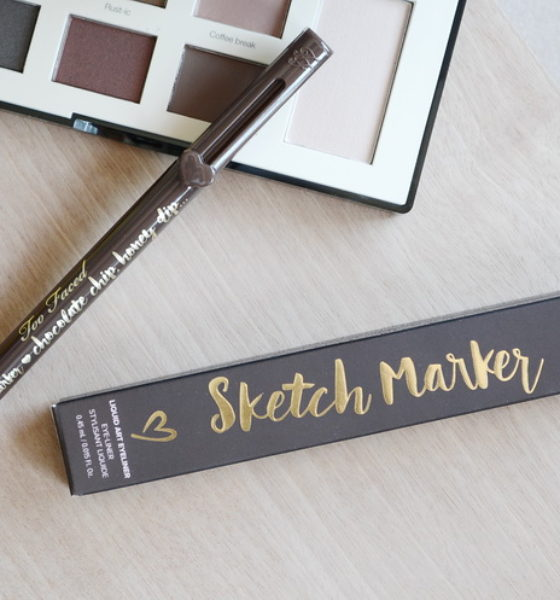 Too Faced Sketch Marker: Ukras ili oružje